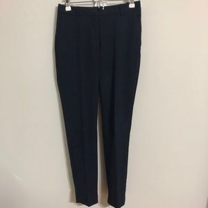 H&M navy blue trousers